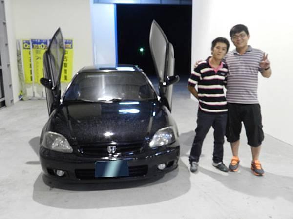 2000年Honda 本田 CV3 K8 黃先生 員林 7月份.JPG