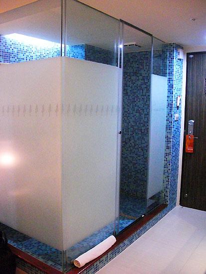 文華道會館浴室