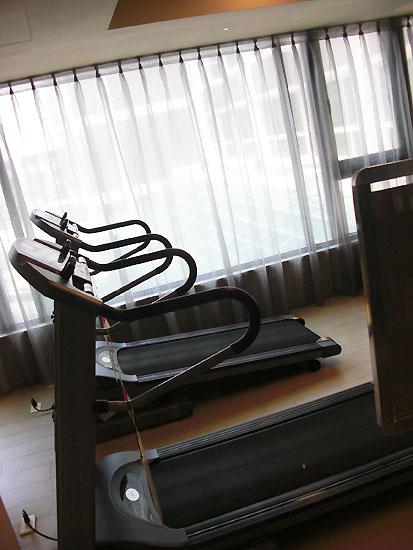 文華道會館健身器材