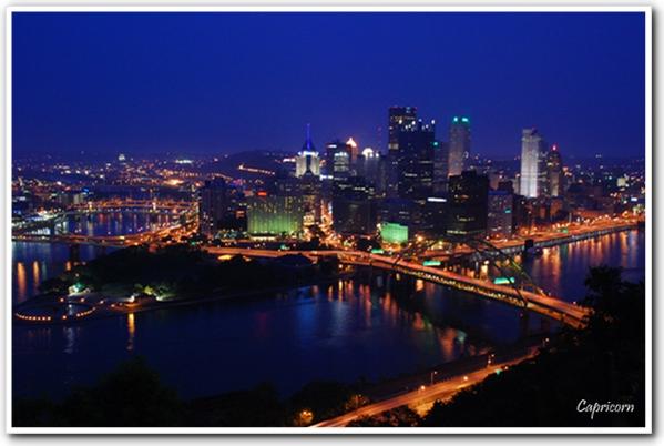 Pittsburgh's Night