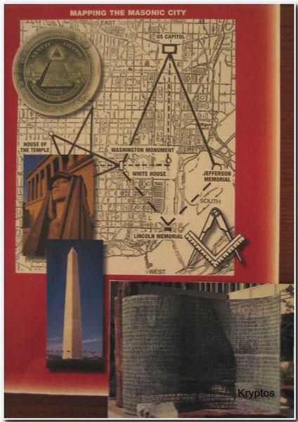 Mapping The Masonic City