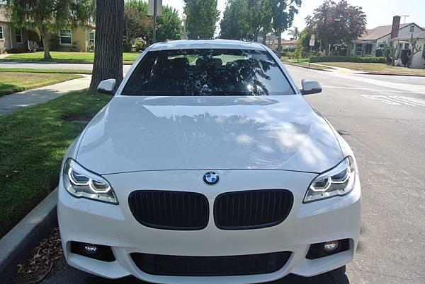 BMW 535 M版