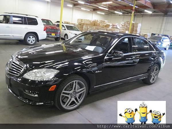 Benz S63
