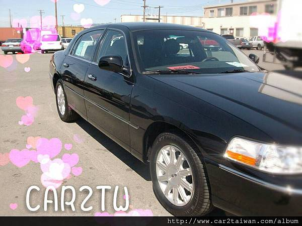 林肯LINCOLN TOWN CAR SIGNATURE
