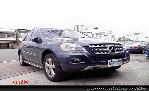 寄賣車平台-BENZ ML350