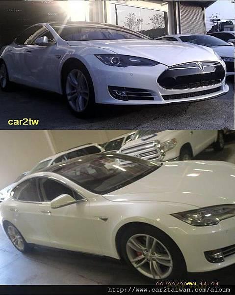 Car2TW將很難搞的外匯車TESLA驗車成功時,真的超開心的,不只為客戶開心更是為Car2TW付出有了回報而感動