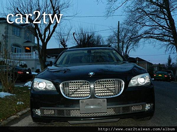 受害著-BMW 740I