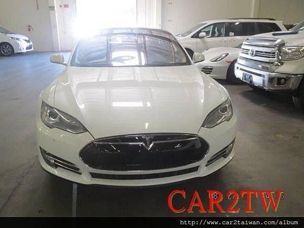 從美國運車-電動車特斯拉Tesla Model S