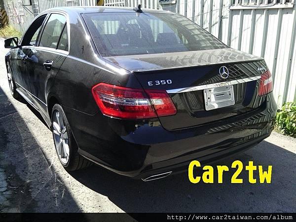 2013 Benz E350外匯車/進口車
