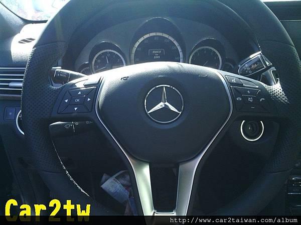 Benz E350外匯車真是台好車