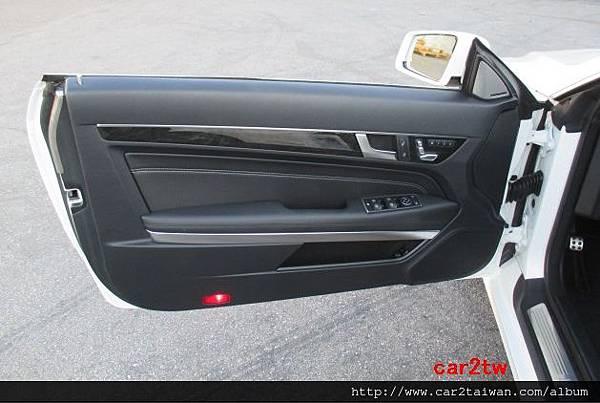 BENZ E350車門