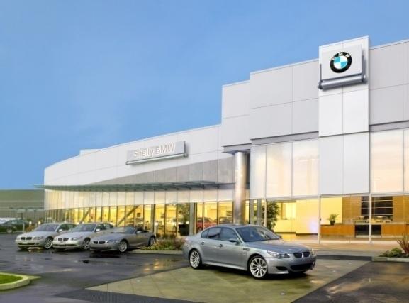 美國原廠Shelly BMW