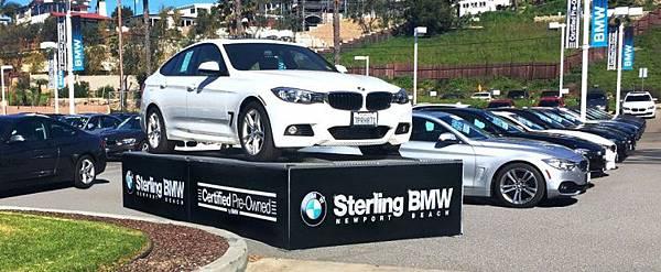 美國原廠Sterling BMW