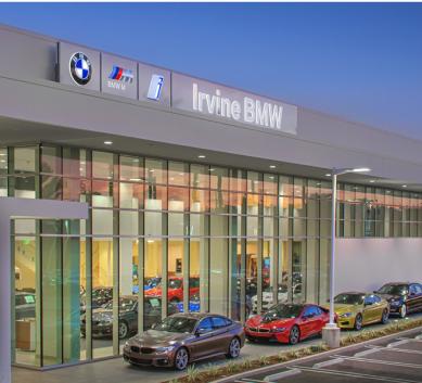 美國原廠Irvine BMW