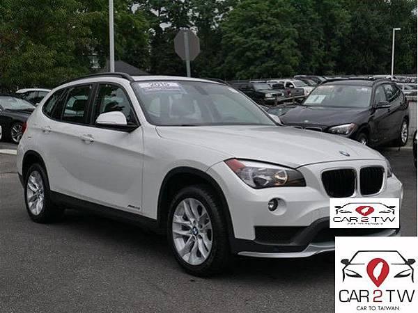 外匯車 BMW X1 xDrive28i 進口車 外匯車 代辦 團購