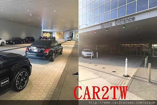 car2tw於2018在為客戶代購CPO賓士原廠認證中古車實況