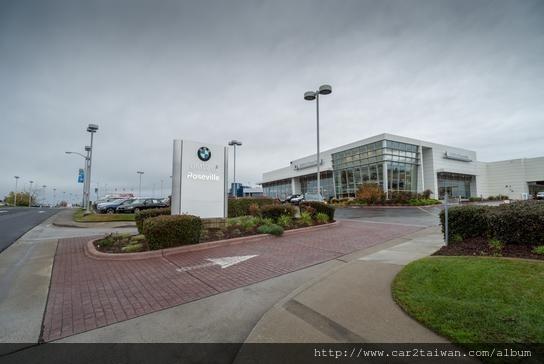美國加州BMW of Roseville