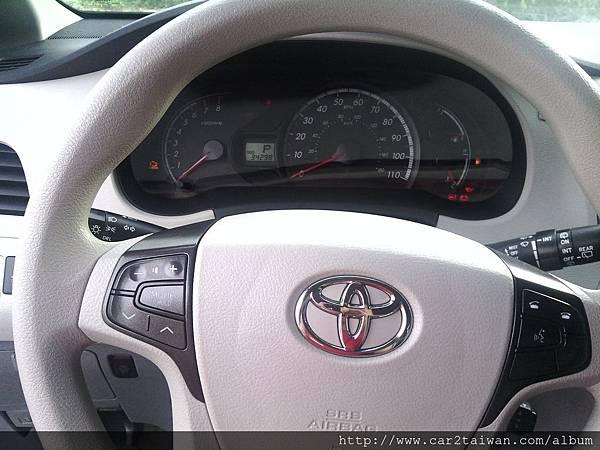 團購代辦外匯車Toyota Sienna 3.5 LE