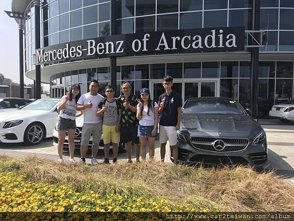 CAR2TW實際走訪美國賓士原廠認證車商