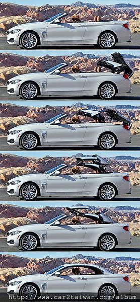 BMW 435i convertible(F33)