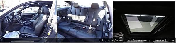 BMW 435i f33備配