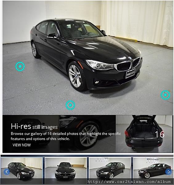 15 BMW 328i GT外匯車團購
