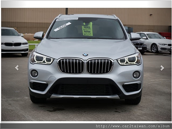 2016 BMW X1 里程數6萬英里,美國直購回台$143萬