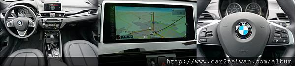 2016 BMW X1 CPO 內裝
