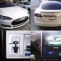 Tesla電動車外觀好看又有高科技