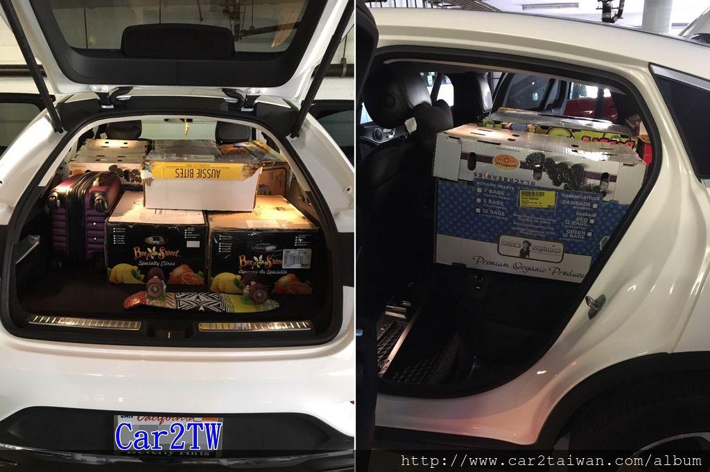 2017 賓士GLC 300 coupe  連行李一起運回台灣.jpg