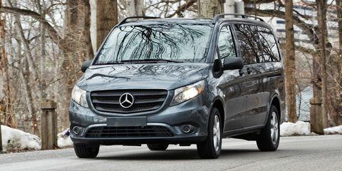 賓士外匯車代辦Mercedes-Benz Metris Passenger Van