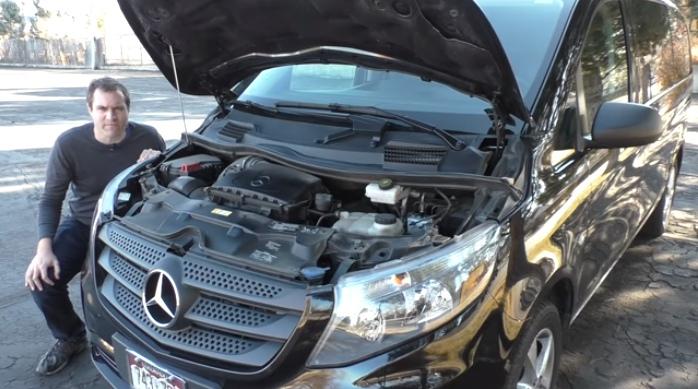Mercedes-Benz Metris Passenger Van賓士外匯車試乘影片
