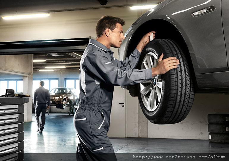 BMW 原廠CPO必須經過嚴格檢測才能通過認證