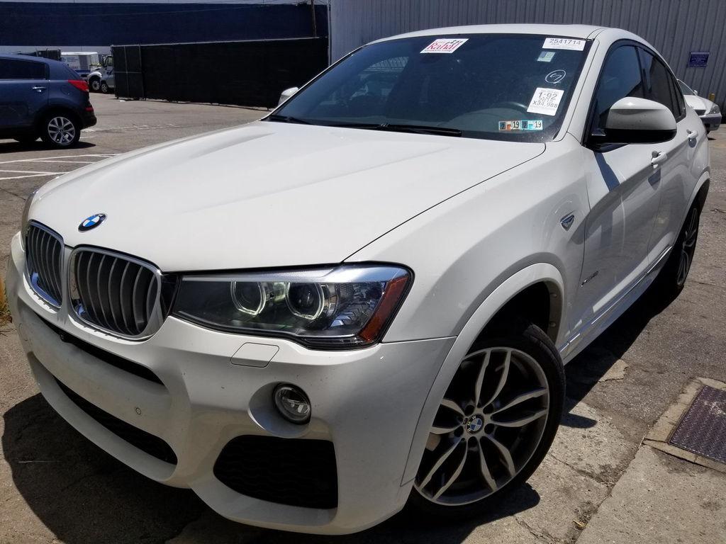 BMW外匯車 X4