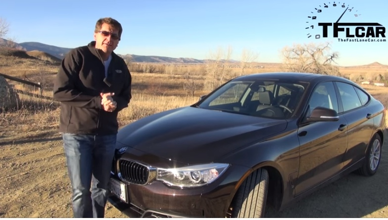 BMW 328 GT 試乘影片
