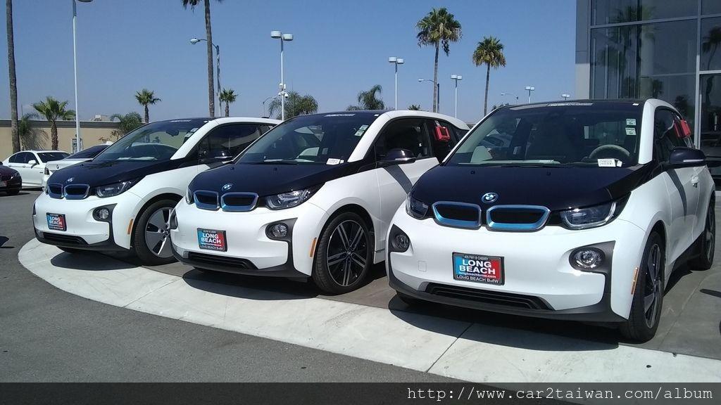 BMW i3團購