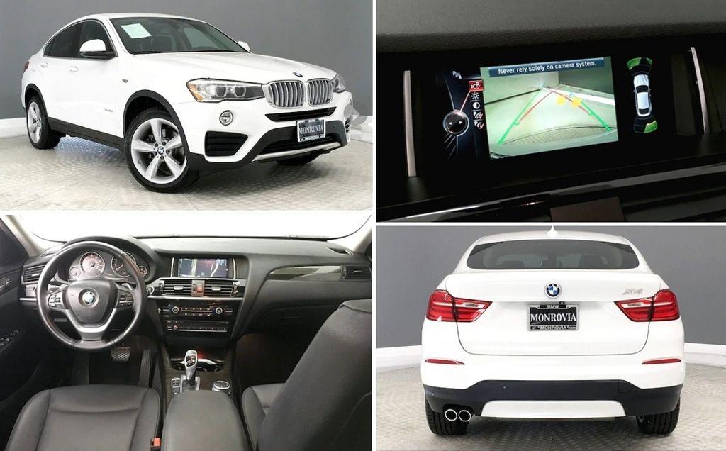 2016 白色 BMW X4 28i CPO原廠認證車 外匯車團購價格$158萬