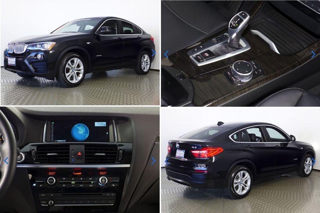 2016 黑色 BMW X4 28i CPO原廠認證車 外匯車團購價格 $ 167 萬