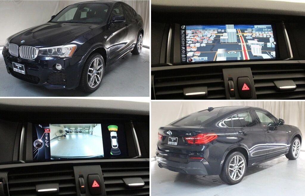 2016黑色BMW X4 28i CPO原廠認證車 外匯車團購價格 $ 170 萬