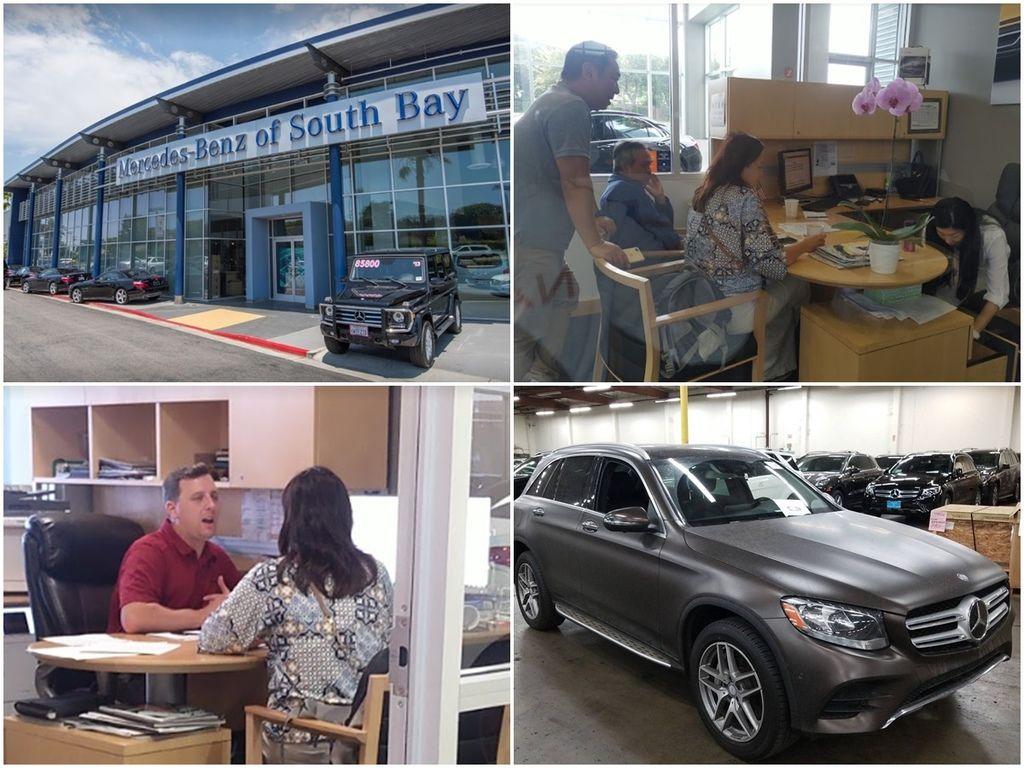 在美國買車除了上車商網站買車當然也可以到車商的實體店面買車, 圖為Car2TW代辦進口賓士GLC 300從美國買的賓士原廠CPO認證車 Car2TW在美國賓士車商(MB of South Bay)買賓士GLC 300休旅車簽約及賓士GLC 300拖運到Car2TW美國出口倉庫的照片, 這台賓士GLC 300休旅車是台中的張大哥委託Car2TW代購回台灣的,現在這台賓士GLC 300休旅車己經在Car2TW美國倉庫準備出口回台灣囉!美國買賓士GLC 300休旅車的管道很多,有的車主也會在E-BAY上自己賣車,不過沒有任何車商或是原廠保證,就算E-BAY上賓士GLC 300休旅車真的很划算也要小心再小心喔! 當然也可以上美國買賣中古車網站買車,雖然沒有賓士BMW原廠保證CPO那麼有保障,但是賓士GLC 300車況及價格在網站上公開資訊也可以查看carfax報告及 AutoCheck報告來比對比起私人賣家有保障多了, 外匯車專業進口車商Car2TW會推薦買賓士GLC 300美國賓士原廠CPO認證車, 不只有賓士GLC 300車況、配備、賓士GLC 300里程數、價格等資料外還有美國賓士原廠100多項的檢查認證又比一般車商的賓士GLC 300更有保障些,