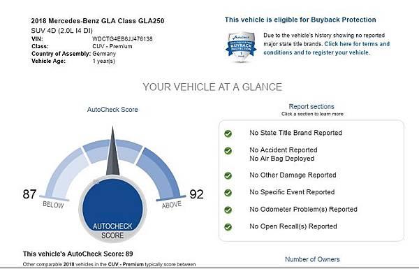 BENZ GLA250 #76138 Autocheck.jpg