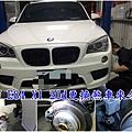 BMW E84 X1 20d更換煞車來令片.jpg