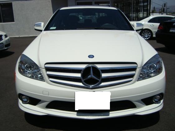 2009 Mercedes-Benz C300 4WD 13.jpg