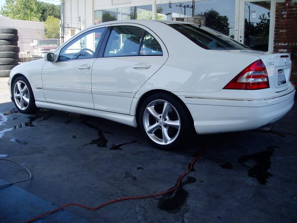 2005 Mercedes-Benz C230 6.jpg