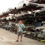 美國帶車回台灣,報廢車做二手零件用途