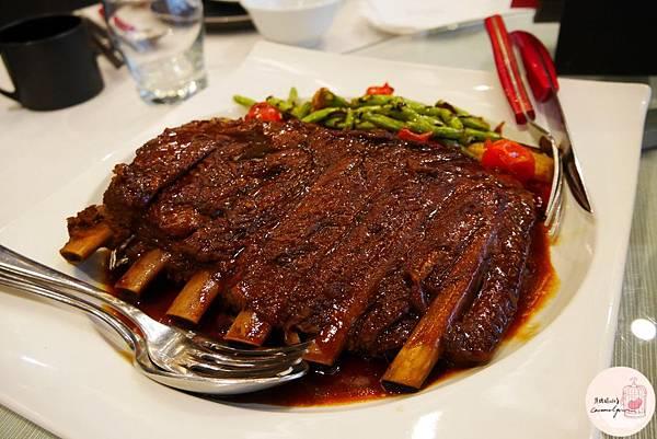 中式豬肋排