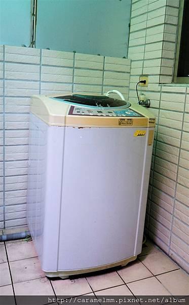 公共設施-洗衣機