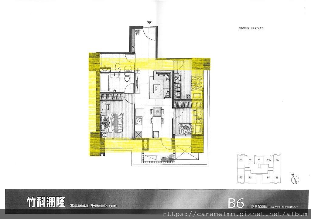 竹科潤隆-B6家具配置圖.jpg
