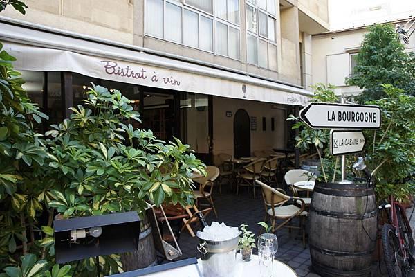 巷弄裡的法國餐廳