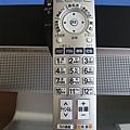 電視遙控器,這間有很多頻道可選
